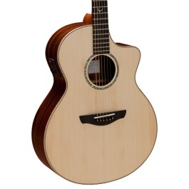 Faith HIGLOSS NEPTUNE CUTAWAY ELECTRO ACOUSTIC GUITAR