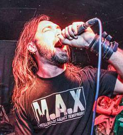Metalheads Against Xenophobia/ M.A.X Campaign