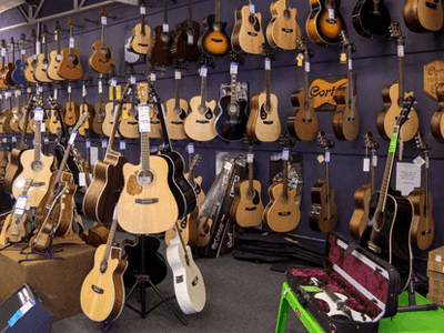 Paul Bothner Music - N1 Value Centre Goodwood