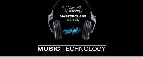 Masterclass Series Music Technology