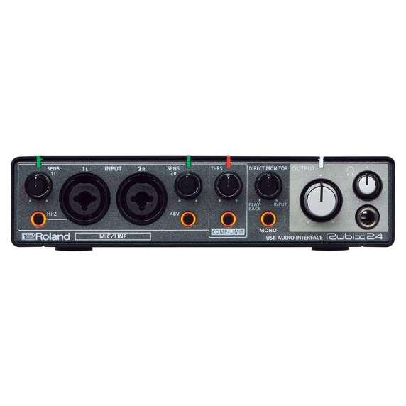 Roland RUBIX24 USB AUDIO INTERFACE