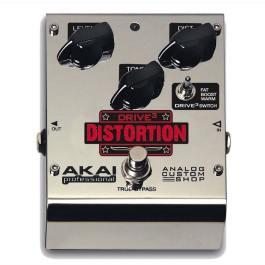Akai DRIVE 3 DISTORTION EFFECTS PEDAL