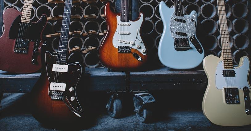 Fender American Performer Series Guitars