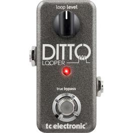 TC Electronics DITTO LOOPER COMPACT EFFECTS PEDAL