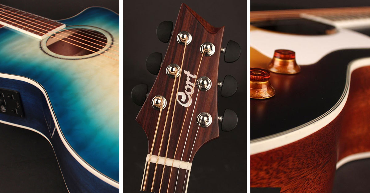 Cort Guitars – Pay Day to May Day Sale!