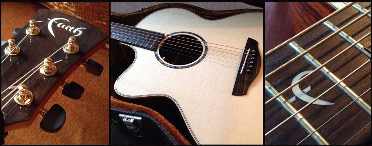 Faith Guitars – Who are Faith Guitars?