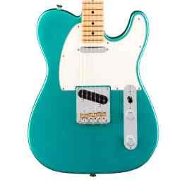 Fender American Professional Telecaster® Guitar – Maple Fingerboard – Mystic Seafoam