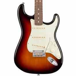 Fender American Professional Stratocaster® – Rosewood Fretboard – 3-Tone Sunburst electric guitar