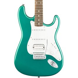 Squier Affinity Stratocaster HSS – Laurel Fretboard – Race Car Green