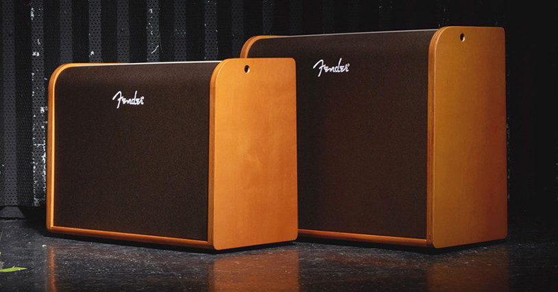 Fender Acoustic 100, 200 & SFX Guitar Amplifiers