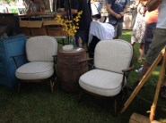 LOVE these chairs! Less than $400 for the pair!