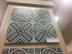 encaustic cement tile style?