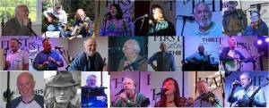 Third Friday Club night - Open Mic @ Salmon Bothy - Portsoy
