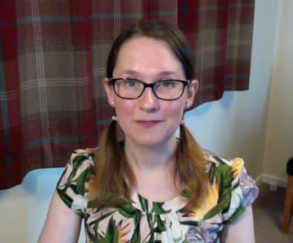Debbie Taylor ~ Friday night live online