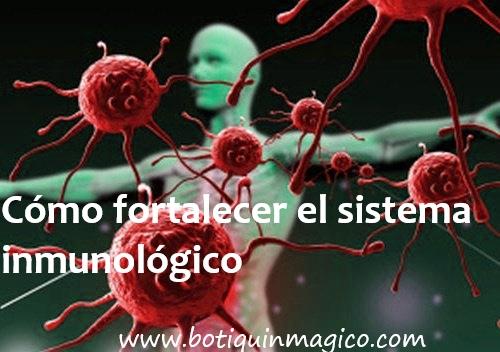 Consejos para fortalecer el sistema inmunológico