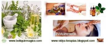 Botiquin magico vidya terapias naturales complementarias