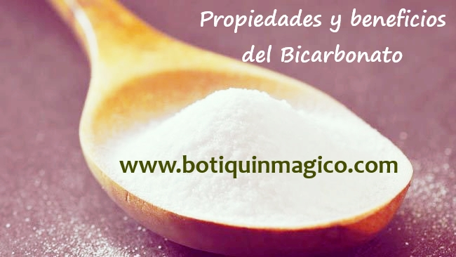Propiedades y beneficios del bicarbonato para la salud