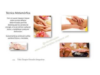 Reiki Metamorfica Aromaterapia Reflexología