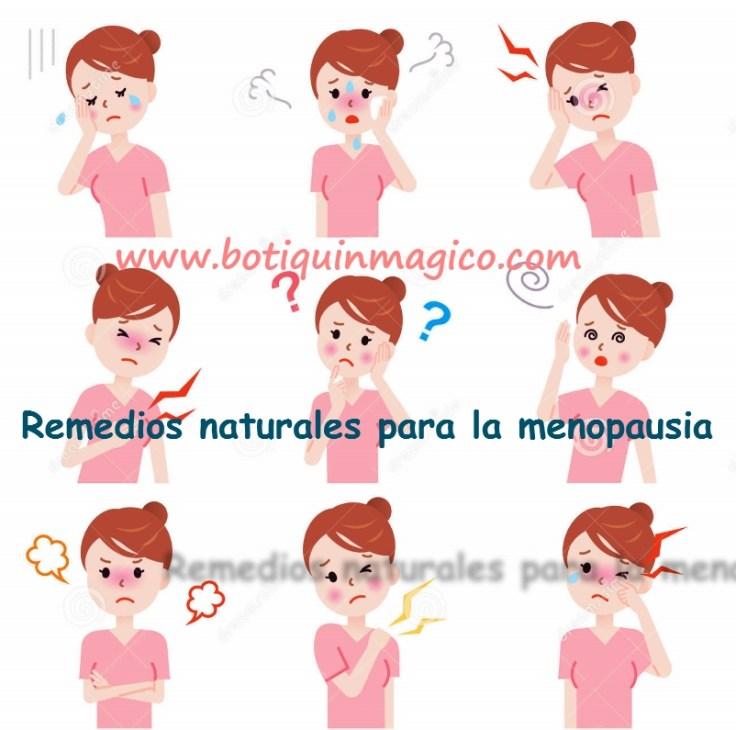 Alivio para los síntomas de la menopausia