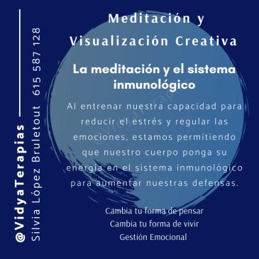 Refuerza y fortalece el sistema inmunológico con la meditación y la respiración