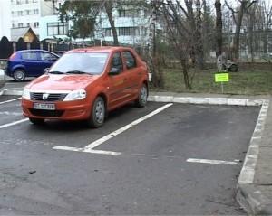 parcarea concesionata