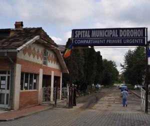 spitalul municipal dorohoi