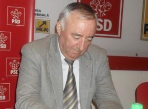 Gheorghe Vazdoaga, secretar executiv PSD