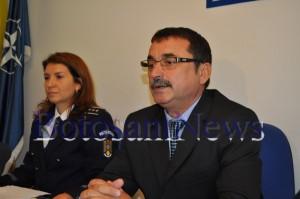 Viorel Serbanoiu, seful IPJ Botosani