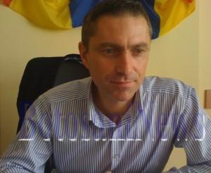 Costel Lupascu, directorul CAS Botosani