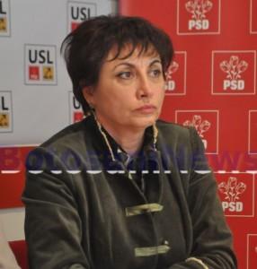 Tamara Ciofu- deputat de Botosani