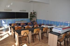 clasa fara elevi la Botosani