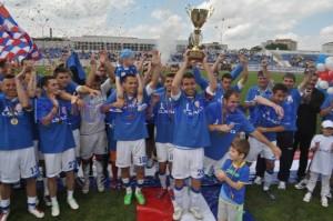 FC Botosani a promovat