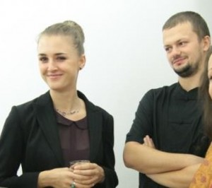 Vlad Iftime si Ioana Nastase