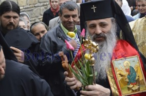 IPS Teofan, stiri, botosani, mitropolitul Moldovei si Bucovinei la Botosani