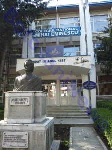 Colegiul National Mihai Eminescu Botosani (1)