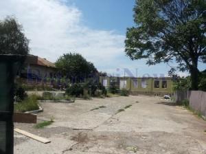 terenul pe care se va construi Penny Market Botosani