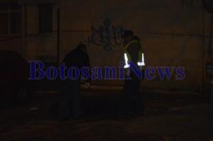criminalisti cadavru tanara aruncata de pe bloc primaverii botosani