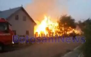 incendiu Liviu Martiniuc