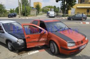 accident vw golf opel corsa botosani3