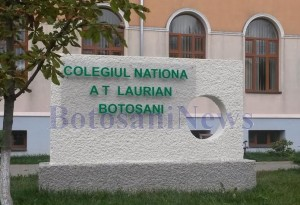 Colegiul AT Laurian Botosani