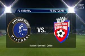Viitorul- FC Botosani