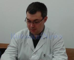 medic Stefan Bercea