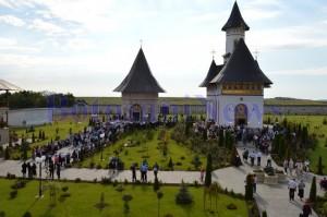 manastirea zosin oameni hram botosani