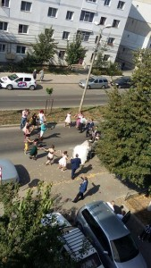 nunta pe strada imparat traian- botosani