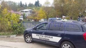 politie-locala-echipaj-la-porc-mistret