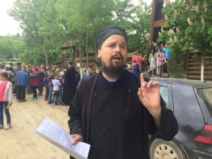 Ioan Ungureanu, preot schit oraseni deal- botosani