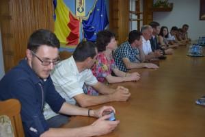 delegatie franta la prefectura
