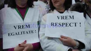 protest spontan spital 1