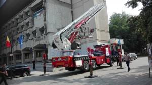 pompieri tencuiala prefectura