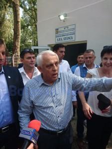 petre daea ministrul agriculturii